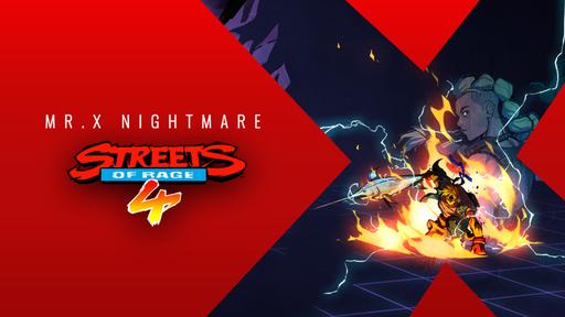 Streets of Rage 4 terá DLC com novo modo de jogo e mais 3 personagens