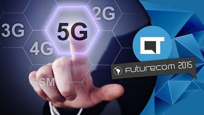 Primeiro teste do 5G no Brasil já tem data marcada - Edvaldo Santos, Ericsson [Futurecom 2015]