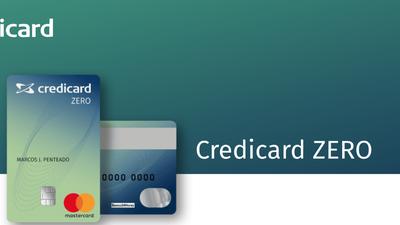 Credicard Zero anuncia cartão internacional