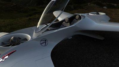 DeLorean está construindo um carro voador 30 anos após De Volta para o Futuro