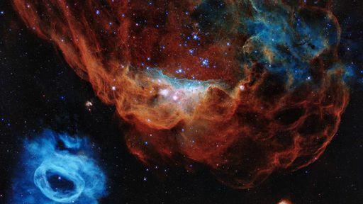 As 10 fotos mais incríveis que o telescópio espacial Hubble tirou em 2020