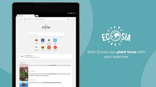 Como funciona o Ecosia, buscador alternativo ao Google