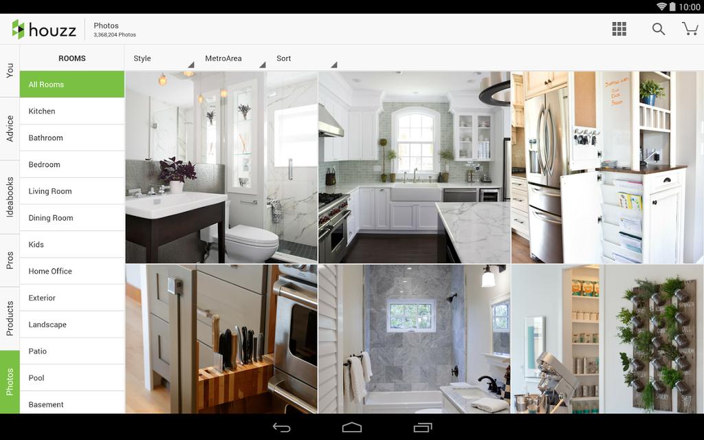 Apps para decoração