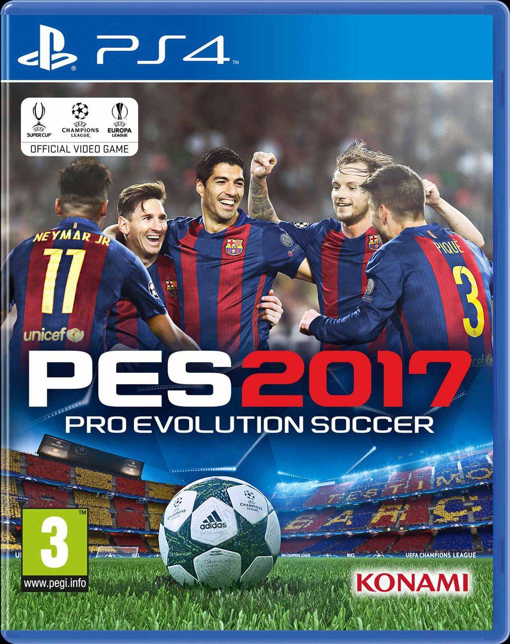 Capas de Pro Evolution Soccer
