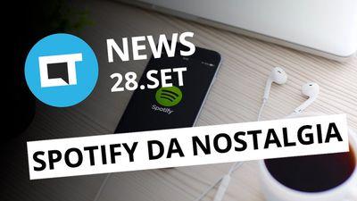 Google Pixel 2 vazou; Spotify reúne músicas da sua adolescência e+ [CT News]