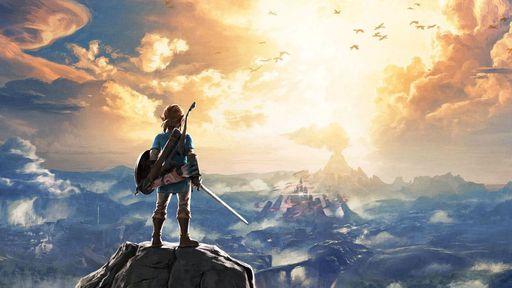 Fã cria Google Street View de Zelda: Breath of the Wild
