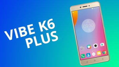 Lenovo Vibe K6 Plus [Análise / Review]