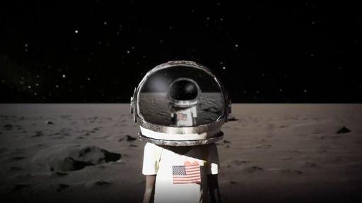 Obra de arte digital que viajou ao espaço será leiloada como NFT