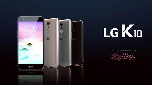 MWC 2018 | LG confirma anúncios do K8 e K10 para a próxima semana