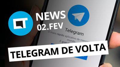 Novidades do Zenfone 4 e 4 Selfie; Telegram de volta à App Store e+ [CT News]
