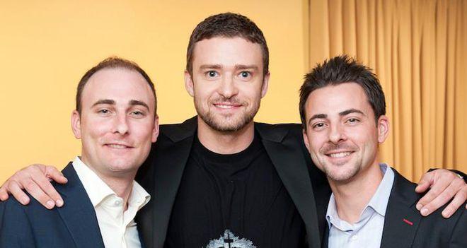 Proprietários MySpace   Justin Timberlake