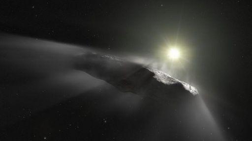 Interações entre estrelas podem lançar cometas e asteroides pelo espaço