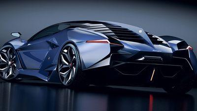 Porsche e Lamborghini podem bater de frente com a Tesla