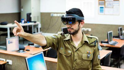 Exército de Israel está testando HoloLens para uso em campo de batalha