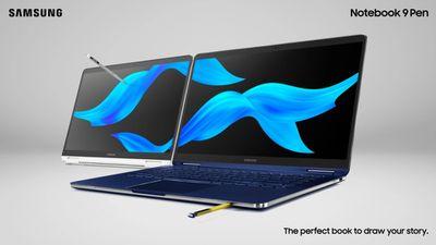 Samsung anuncia o Notebook 9 Pen, seu novo laptop com tela de 15 polegadas