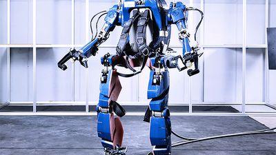 Hyundai apresenta exoesqueleto comparado a armadura Homem de Ferro