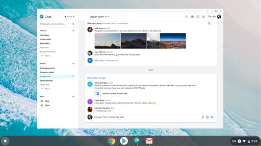 Google Chat ganha novo app para desktops, mas tem um porém