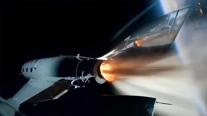 Itália levará pesquisadores à órbita da Terra a bordo de nave da Virgin Galactic