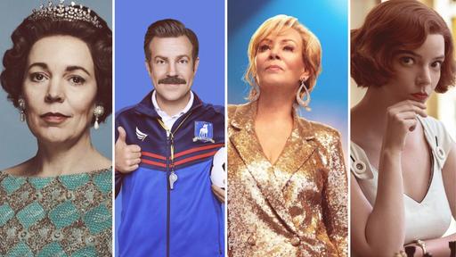 Netflix é a grande vencedora do Emmy com The Crown e O Gambito da Rainha