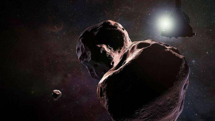 Objeto Arrokoth oferece novas pistas para entendermos a formação planetária