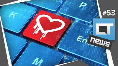 Falha Heartbleed, 50 anos dos Mainframes, fim do Windows XP e mais [CT News #53]
