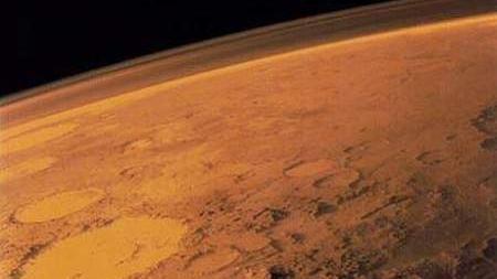 Cientistas dizem que metano de Marte não vem de organismos vivos