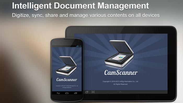 Dica de app: CamScanner - Apps