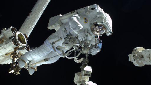Reparo complexo será feito do lado de fora da ISS nesta sexta-feira (15)