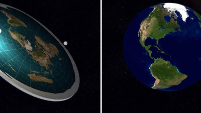 Entenda por que uma excursão à Antártida não provará que a Terra é plana