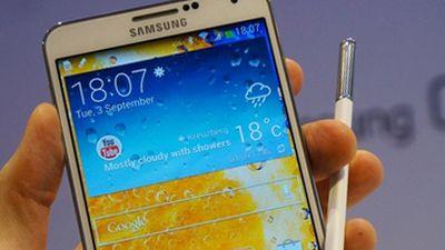 Galaxy Note 3 é oficial: maior, mais leve, fino e rápido