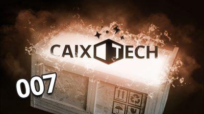 Caixotech #007: unboxing surpresa: games e puzzles