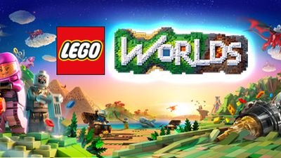 LEGO Worlds para Nintendo Switch está confirmado