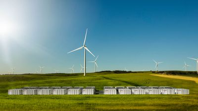 Tesla vai construir unidade de armazenamento de energia eólica