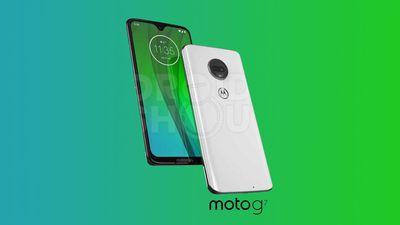 Vazamento da Motorola Brasil revela especificações de toda a linha Moto G7