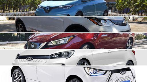 Carros elétricos no Brasil 2021: conheça 5 modelos