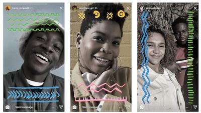 #ShareBlackStories: Instagram celebra Black History Month com novas ferramentas