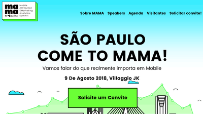 MAMA: evento de marketing de apps traz gigantes como Uber, Netshoes e Dafiti