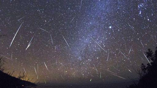 Confira as chuvas de meteoros que farão o céu brilhar em agosto e setembro