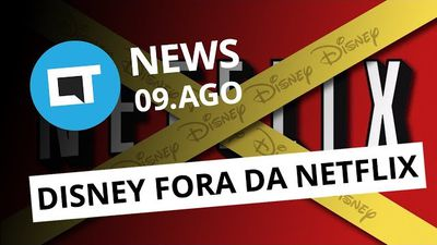 Disney, Marvel e Star Wars vão sair da Netflix; Lenovo com Android puro[CT News]