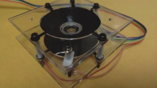 Pesquisadores criam lente com distância focal controlável pelo piscar de olhos