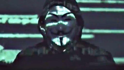 Anonymous expõe dados hospedados em plataforma que apoia extremistas nos EUA