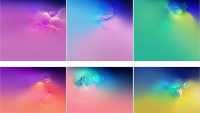 Você já pode baixar os wallpapers oficiais do Galaxy S10 e usar no seu celular
