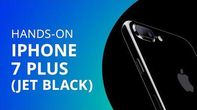 iPhone 7 Plus Jet Black [Unboxing]