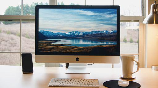 Como mudar o plano de fundo do Mac