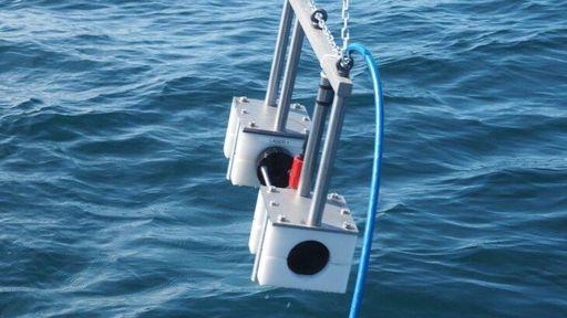 Câmera holográfica consegue fazer imagens em 3D do fundo do mar