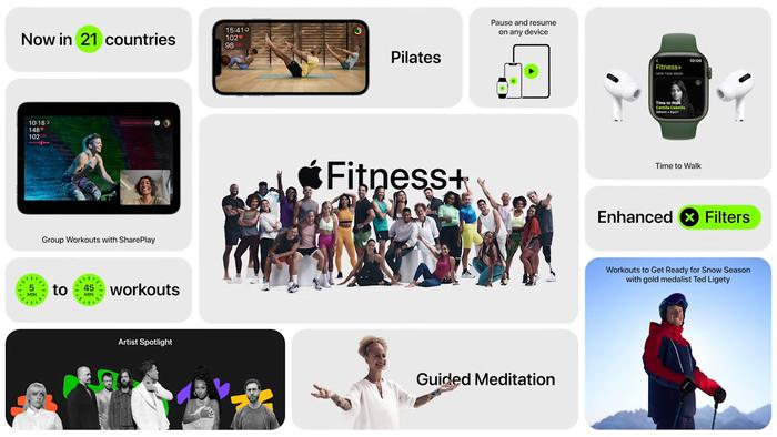 Apple Fitness+ ganha mais modalidades e será lançado no Brasil