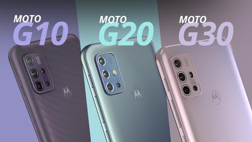Moto G10 vs Moto G20 vs Moto G30   Qual Moto G barato comprar?