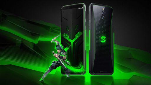 Xiaomi confirma celular gamer Black Shark 4 com recarga de 120 W