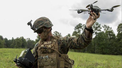 """Drone autônomo pode ter atacado seres humanos por """"vontade"""" própria pela 1ª vez"""
