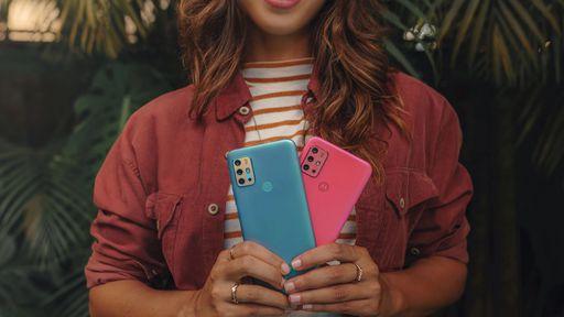 Motorola Moto E20 tem mais imagens e especificações completas vazadas